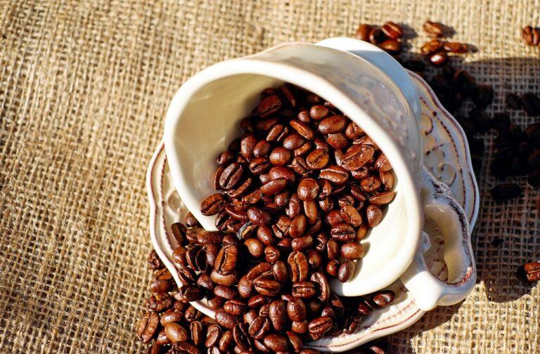 QUE TAL UM SABOROSO CAFEZINHO?